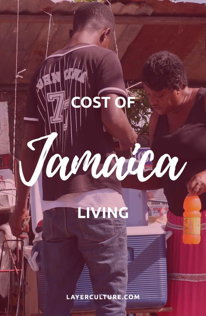 cost of living in jamaica