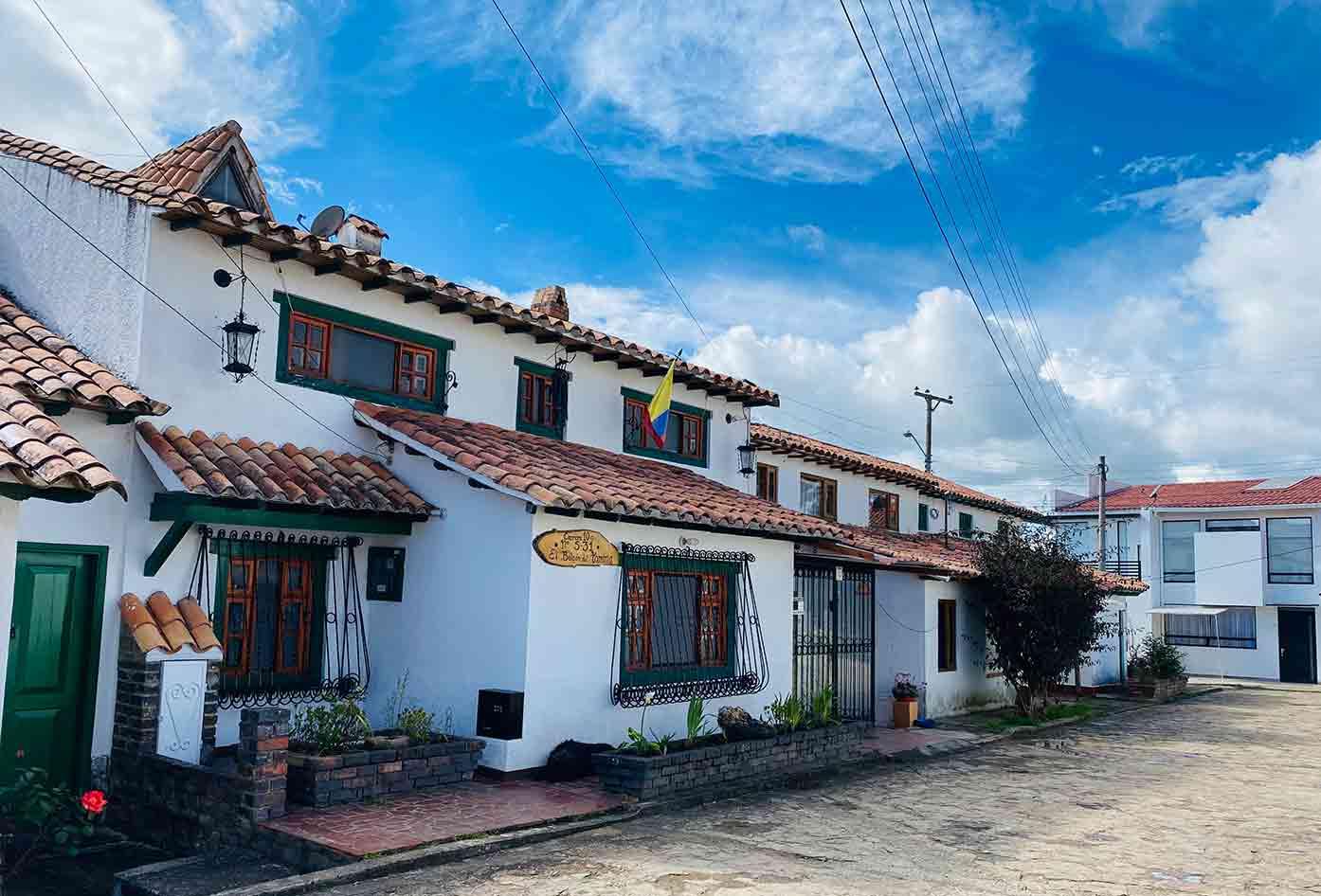 guatavita colombia village