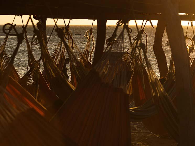 hammocks cabo de la vela